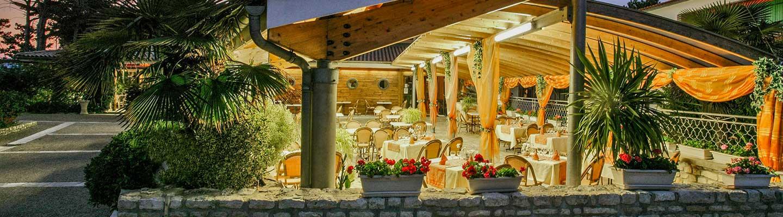 Camping avec restaurant et terrasse à l'Ile de Ré
