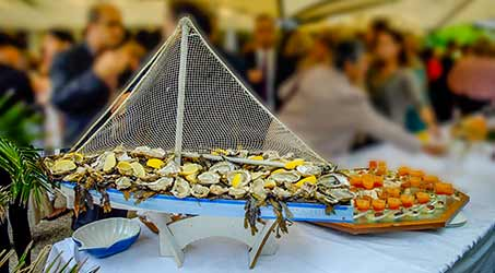 Déguster des fruits de mer en Charente Maritime
