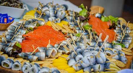Organiser un buffet en Charente Maritime