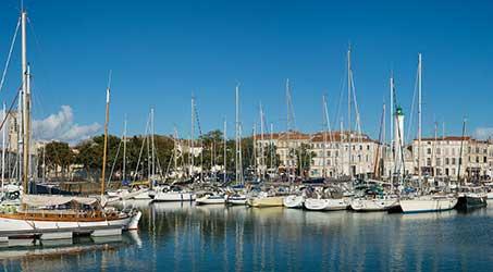 Le Port Maritime de La Rochelle