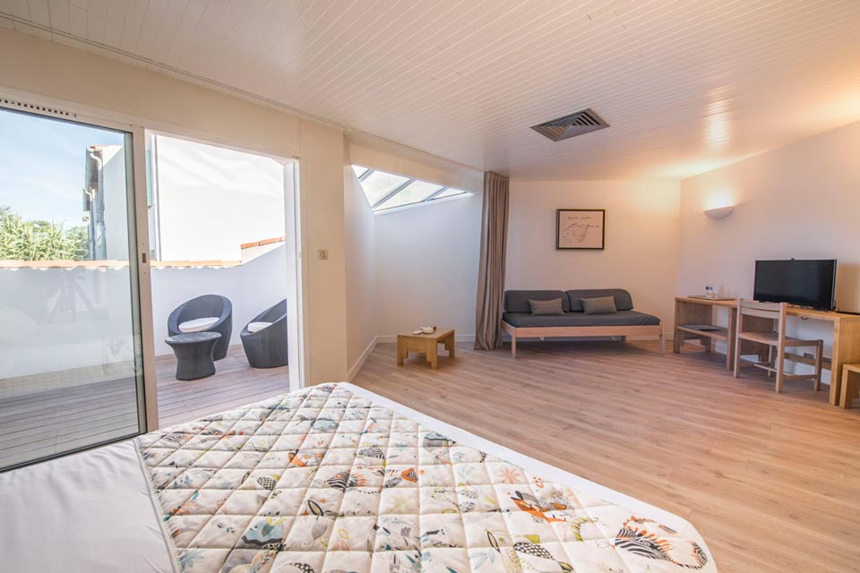 chambre mobil home camping les grenettes