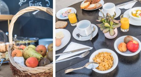 gastronomie fruits camping île ré
