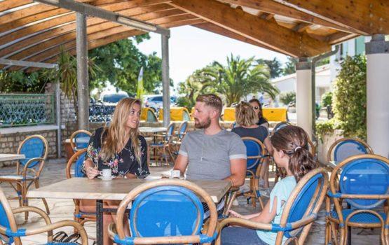 restaurant convivial camping île de ré