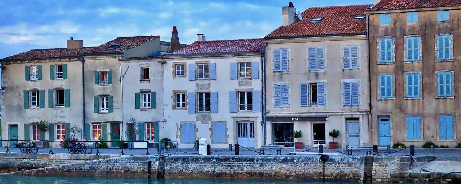 un week-end à l'île de Ré